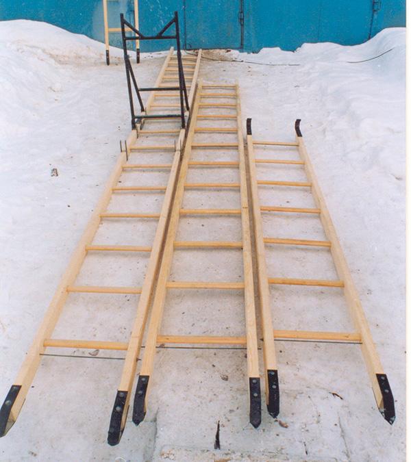 Лестница своими руками деревянная цена в